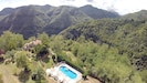 Le Capanne from drone