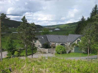 View of Cottages