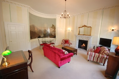 Apartment 1 (ground floor) Drawing Room