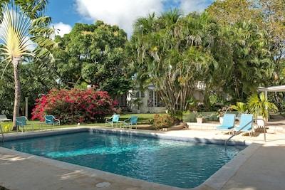 Mullins Bay House pool