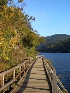 Wassergrundstück am Staubecken Heimbach