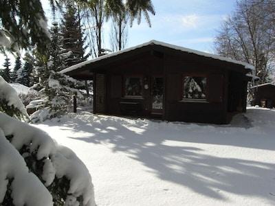 So schön ist's im Winter