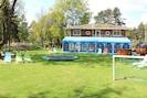 großer Garten Villa Pfeffer