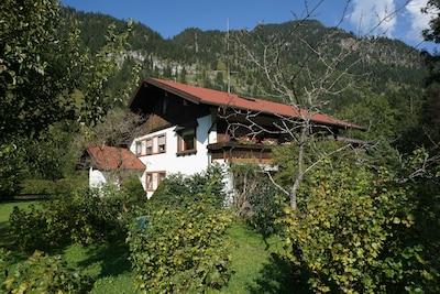 Hinterstein, Bad Hindelang, Bayern, Deutschland