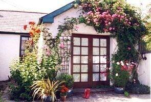 Marian Cottage entrance