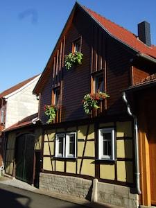 Straßenansicht Hainich-Ferienhof