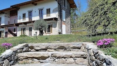 Arona, Piémont, Italie