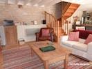 La Petite Bergerie, living area