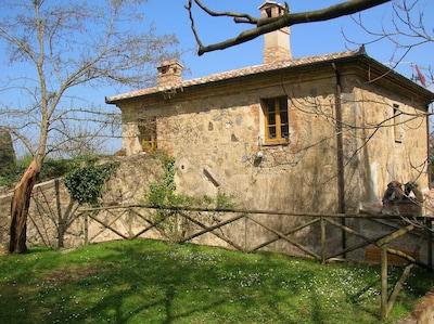 Palazzone, San Casciano dei Bagni, Toscane, Italie