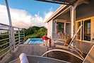 The outdoor vacation space of your dreams Blue Haven Villas Guadeloupe
