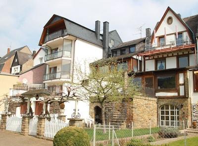 Ferienhaus Simonis, Gartennutzung für alle Etagen