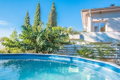 Saint Raphaël Boulouris, sehr schöne 2P Wohnung