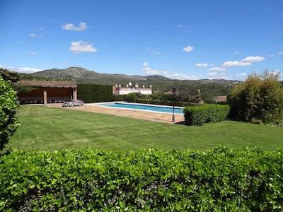Vista general de la Villa