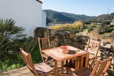 Andévalo, Andalousie, Espagne