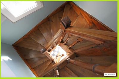 escalier de style