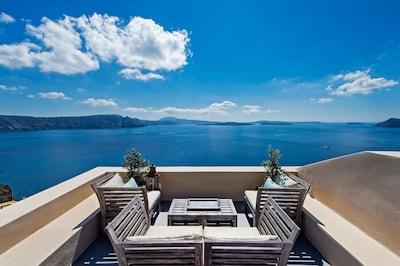 Perfect Hideaway Studio: Spectacular unobstructed views!