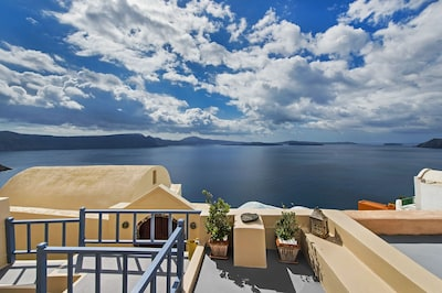 Tramonto ad Oia, Santorini, South Aegean, Greece