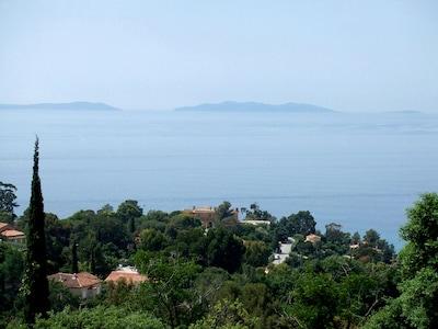 Le Rayol-Canadel-sur-Mer, Var, France