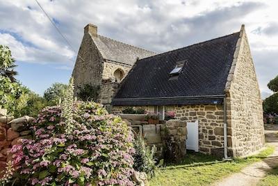 Gîte breton 18ème siècle