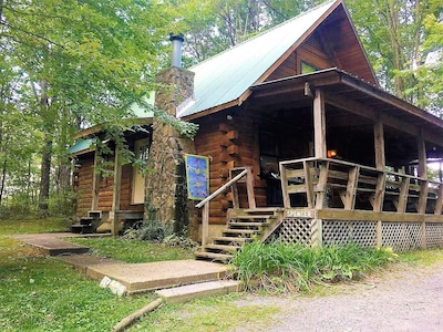 Spacious Cabin suitable for a family of 5-6
