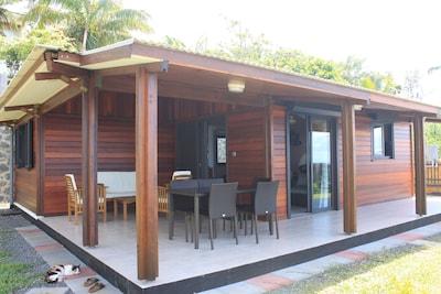 Véranda - Maison Badamier