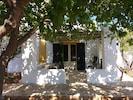 Property Casina: patio