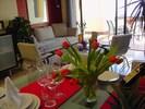 Cascadas 1 - Dining table