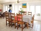 Cuisine - Séjour - Salon  TY HEOL  , ses     3  P.F. avec accès  terrasse  40 m2
