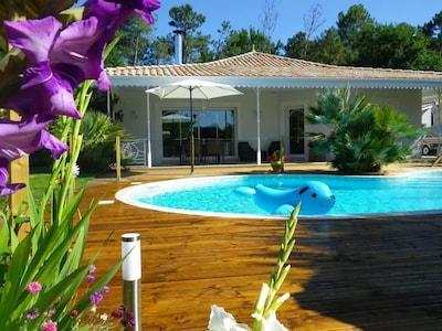 La villa de rêves pour vos vacances inoubliables....