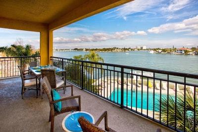 Sunset Beach Pavilion, Treasure Island, Florida, United States of America