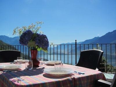 Consiglio di Rumo, Gravedona, Lombardei, Italien