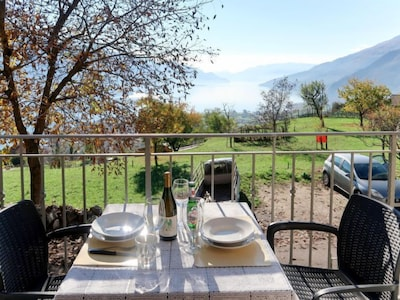 Travisa, Gravedona, Lombardie, Italie