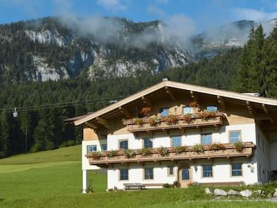 Station de ski de Almenwelt Lofer, Lofer, Salzbourg (état), Autriche