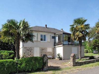 Altillac, Département Corrèze, Frankreich