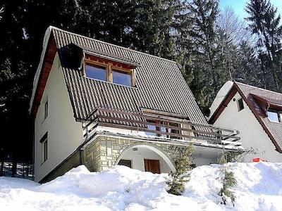Szczyrk Ski Resort, Szczyrk, Silesian Voivodeship, Poland