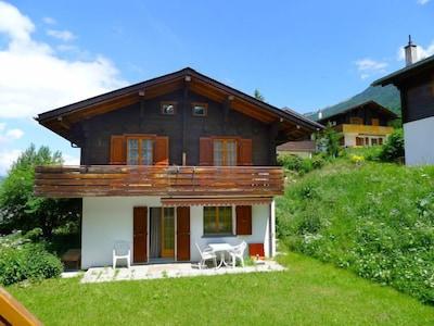 St. Niklaus, Wallis, Zwitserland
