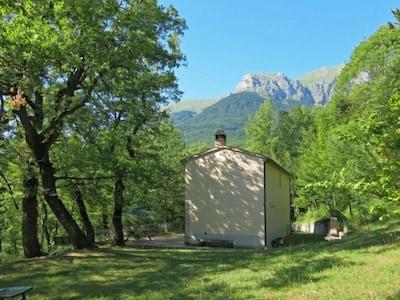 Seggiovia Ginestra, Fano Adriano, Abruzzo, Italy