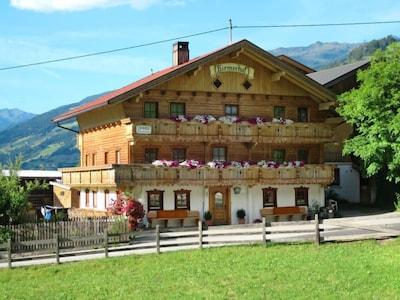Hainzenberg, Tirol, Österreich