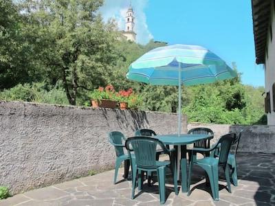 Costa, Folgaria, Trentino-Zuid-Tirol, Italië