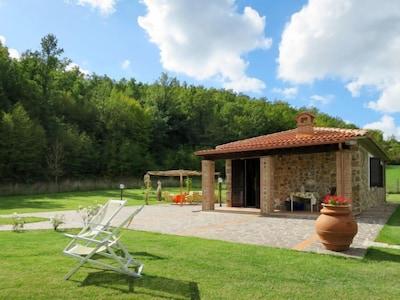 Montieri, Toscane, Italië