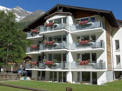 Saas-Grund, Valais, Suisse