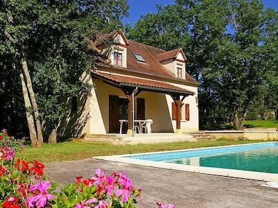 Salviac, Lot, France