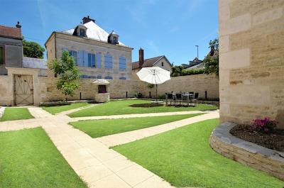Les Riceys, Département Aube, Frankreich