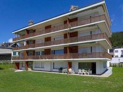 Funitel Gondola, Crans-Montana, Valais, Switzerland