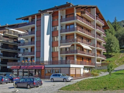 Skilift Tortin, Nendaz, Wallis, Schweiz