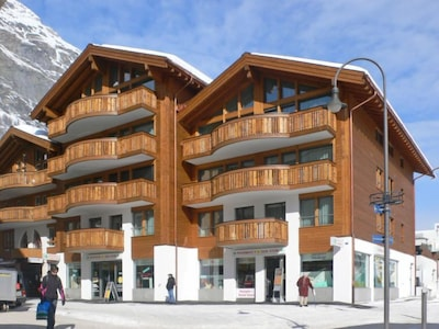 Télécabine Zermatt - Furi, Zermatt, Valais, Suisse