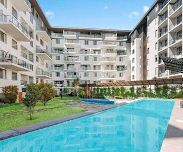 The Avenue Apartment - 2br with car park