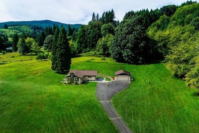 Woodland Park, Ariel, Washington, Verenigde Staten