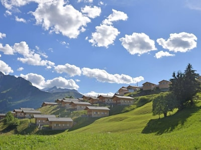 Urmein, Graubuenden, Switzerland