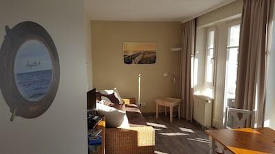 Kajüte 1 Wohnraum